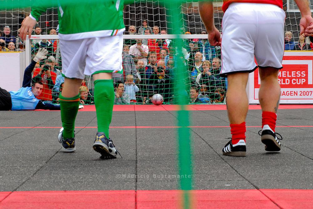 Homeless World Cup, Copenhagen 2007