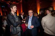 ALEXANDER SCARFE; GERALD SCARFE, Turner prize 2009. Tate Britain. Millbank. London. 7 December 2009