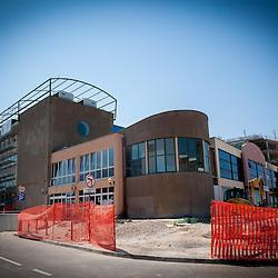 20130621: SLO, Basketball - Reconstruction of Arena Bonifika in Koper for Eurobasket 2013