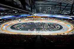 Behind the scenes, NED, Velodrome, 2015 UCI Para-Cycling Track World Championships, Apeldoorn, Netherlands