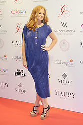 The Global Gift Gala Red Carpet, Wednesday 17th May 2017<br /> <br /> Patsy Palmer arrives on the red carpet<br /> <br /> The Global Gift Gala is a unique international initiative from the Global Gift Foundation, a charity founded by Maria Bravo that is dedicated to philanthropic events worldwide; to help raise funds and make a difference towards children and women across the globe.<br /> <br /> Charities benefiting from the 2017 Edinburgh Global Gift Gala include the  Eva Longoria Foundation, which aims to improve education and provide entrepreneurial opportunities for young women;  Place2Be which provides emotional and therapeutic services in primary and secondary schools, building children's resilience through talking, creative work and play; and the Global Gift Foundation with the opening of their first &lsquo;CASA GLOBAL GIFT&rsquo;, providing medical treatments and therapy for children affected by rare disease.<br /> <br /> (c) Aimee Todd   Edinburgh Elite media