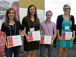 Competition Development / Compétition - Développement 2014: Canada Snowboard, Basketball Canada, Cycling Canada, Canadian Lacrosse Association