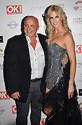 29.NOVEMBER.2011. LONDON<br /> <br /> ALDO ZILLI AND NIKKI ZILLI ATTENDING THE OK MAGAZINE PARTY AT FLORIDITA IN SOHO, LONDON<br /> <br /> BYLINE: EDBIMAGEARCHIVE.COM<br /> <br /> *THIS IMAGE IS STRICTLY FOR UK NEWSPAPERS AND MAGAZINES ONLY*<br /> *FOR WORLD WIDE SALES AND WEB USE PLEASE CONTACT EDBIMAGEARCHIVE - 0208 954 5968*