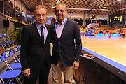 Vannes 16 Giugno 2013 <br /> Eurobasket Women 2013<br /> Italia - Spagna <br /> Nella foto: giovanni petrucci<br /> Foto Ciamillo
