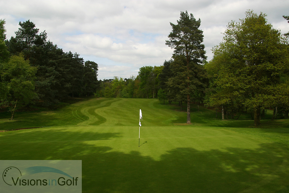 Woburn GC, Duchess Course,  England, UK <br /> <br /> Photo Mark Newcombe