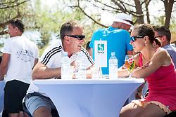 Zavarovalnica Sava event during tennis tournament  ATP Challenger Zavarovalnica Sava Slovenia Open 2017, on August 11, 2017 in Sports centre, Portoroz/Portorose, Slovenia. Photo by Vid Ponikvar / Sportida