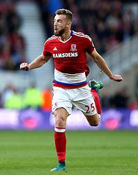 Calum Chambers of Middlesbrough - Mandatory by-line: Robbie Stephenson/JMP - 16/10/2016 - FOOTBALL - Riverside Stadium - Middlesbrough, England - Middlesbrough v Watford - Premier League