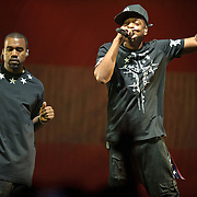 Jay-Z and Kanye West @ Verizon Center
