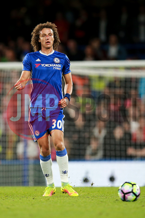 David Luiz of Chelsea - Mandatory by-line: Jason Brown/JMP - 16/09/2016 - FOOTBALL - Stamford Bridge - London, England - Chelsea v Liverpool - Premier League