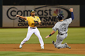 20150821 - Tampa Bay Rays @ Oakland Athletics