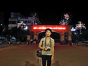 Vietnam, Ha Long Bay, Cat Ba Island: photographer .