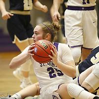 Women's Basketball: University of St. Thomas (Minnesota) Tommies vs. Bethel University (Minnesota) Royals
