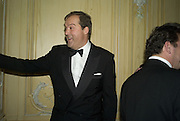 THE HON HARRY HERBERT, The 2007 Cartier Racing Awards. Four Seasonss Hotel. London. 14 November 2007. -DO NOT ARCHIVE-© Copyright Photograph by Dafydd Jones. 248 Clapham Rd. London SW9 0PZ. Tel 0207 820 0771. www.dafjones.com.