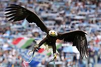 Aquila Olimpia Mascotte Lazio Eagle <br /> Roma 06-05-2018 Stadio Olimpico Football Calcio Serie A 2017/2018 Lazio - Atalanta Foto Andrea Staccioli / Insidefoto