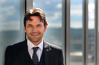 "Picture by Chris Watt.  07887 554 193...Actor Dougray Scott in Edinburgh during the opening of the new film ""New Town Killers"""