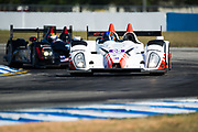 March 16, 2013: 61st Mobil 1 12 Hours of Sebring. 05 Jonathan Bennett, Colin Braun, Mark Wilkins; Core Autosport