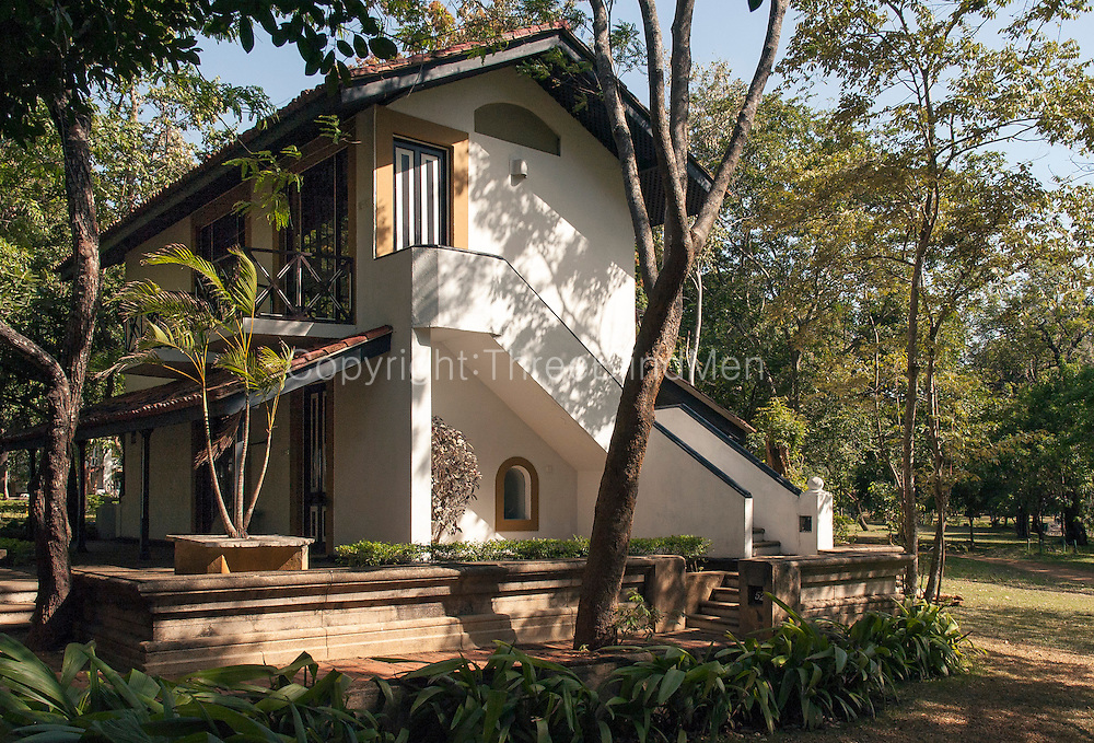 Habarana Lodge hotel by Pheroze Choksy & Ismeth Raheem