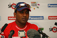 CLT20 - Delhi Daredevils Press Conference 12th October