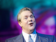 Mack and mabel <br /> Music and Lyrics by JERRY HERMAN Book by MICHAEL STEWART<br /> at the Festival Theatre, Chichester, Great Britain <br /> Press photocall <br /> 20th July 2015 <br /> <br /> <br /> Michael Ball as Mack Sennett<br /> <br /> <br /> Book revised by FRANCINE PASCAL<br /> <br /> <br /> Photograph by Elliott Franks <br /> Image licensed to Elliott Franks Photography Services