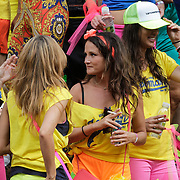 NLD/Amsterdam/20120804 - Canalparade tijdens de Gaypride 2012, Saar Koningsberger
