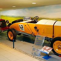 1924 Tatra Typ T with 1921 Tatra Typ U, Technical Museum Tatra Czech Republic, 2009