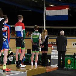 16-12-2016: Wielrennen: NK Baan Duur en Sprint: Apeldoorn (NED): Omnisport: