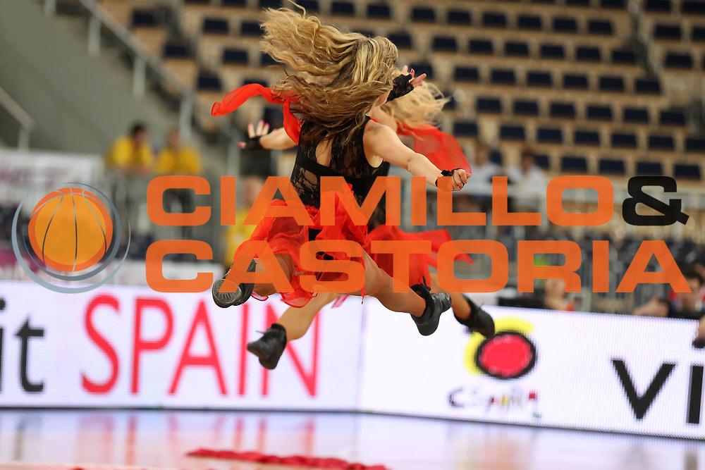 DESCRIZIONE : Lodz Poland Polonia Eurobasket Women 2011 Quarter Final Round Repubblica Ceca Croazia Czech Republic Croatia<br /> GIOCATORE : cheerleaders<br /> SQUADRA : <br /> EVENTO : Eurobasket Women 2011 Campionati Europei Donne 2011<br /> GARA : Repubblica Ceca Croazia Czech Republic Croatia<br /> DATA : 29/06/2011<br /> CATEGORIA : <br /> SPORT : Pallacanestro <br /> AUTORE : Agenzia Ciamillo-Castoria/E.Castoria<br /> Galleria : Eurobasket Women 2011<br /> Fotonotizia : Lodz Poland Polonia Eurobasket Women 2011 Quarter Final Round Repubblica Ceca Croazia Czech Republic Croatia<br /> Predefinita :