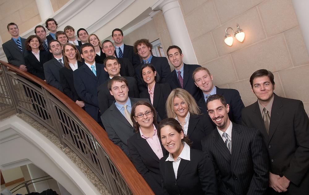 18047MSA Group Portrait in Baker Center