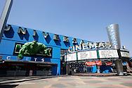 US-LOS ANGELES:  The Hulk, Universal Studios. PHOTO: GERRIT DE HEUS
