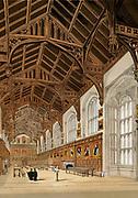 Hall of Christ Church College, Oxford University
