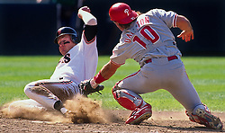 Matt Williams and Darren Daulton, 1992