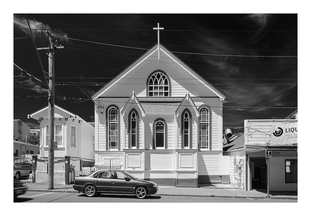 Church, Berhampore, Wellington