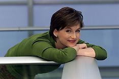 Katie Derham ITN 2000