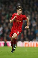 Ben Woodburn of Liverpool