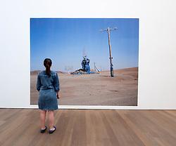 Blue Key by Geert Goiris  Modern Art Museum MUDAM Musee d'Art Moderne Grand Duc Jean  Luxembourg