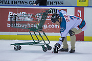 KELOWNA, CANADA - FEBRUARY 17:  Save on Foods at the Kelowna Rockets game on February 17, 2018 at Prospera Place in Kelowna, British Columbia, Canada.  (Photo By Cindy Rogers/Nyasa Photography,  *** Local Caption ***