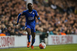 Nathan Dyer of Leicester City - Mandatory byline: Jason Brown/JMP - 07966386802 - 10/01/2016 - FOOTBALL - White Hart Lane - London, England - Tottenham v Leicester City - The Emirates FA Cup