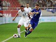 Greece v Croatia - 12 November 2017