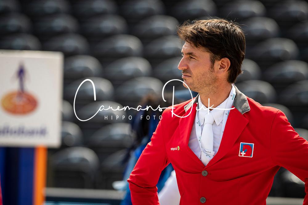 Guerdat Steve, SUI<br /> European Championship Jumping<br /> Rotterdam 2019<br /> © Hippo Foto - Dirk Caremans<br /> Guerdat Steve, SUI