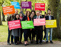 Labour challenges Ruth Davidson to guarantee the rights of EU nationals to stay in the UK.<br />  <br /> On a campaign visit in Edinburgh to mark Europe Day, Kezia Dugdale says a UK Labour government will guarantee that right.<br />  <br /> She says the Tories&rsquo; treatment of EU nationals has been &lsquo;sickening&rsquo; since the EU referendum.<br />  <br /> Labour also challenges the SNP to take the risk of further economic uncertainty off the table by abandoning plans for a divisive second independence referendum.<br />  <br /> Kezia Dugdale says<br />  <br /> &ldquo;The Tories have used people like poker chips since the EU referendum. It&rsquo;s sickening, it&rsquo;s wrong and it needs to stop.<br />  <br /> &ldquo;Labour&rsquo;s manifesto will guarantee the rights of EU nationals. This goes to the very heart about who we are as a country. There are over 180,000 EU nationals currently living and working in Scotland and they make a rich contribution to our society and economy.<br />  <br /> &quot;In Edinburgh, EU nationals are vital to our capital's economy, and Ian Murray will always fight for their rights in Edinburgh South.<br />  <br /> &ldquo;Ruth Davidson and the Scottish Tories need to match Labour&rsquo;s commitment and guarantee beyond doubt that EU nationals will be able to continue to live and work in Scotland after we leave the EU.<br />  <br /> &ldquo;Nicola Sturgeon needs to stop destabilising Scotland's economy and take the threat of a second independence referendum off the table.<br />  <br /> &ldquo;Labour believes that together we&rsquo;re stronger.  Our country is divided enough. It is time to start healing the scars of both 2014 and 2016. That&rsquo;s why a vote for Labour on June 8 is a vote against another divisive independence referendum and against a hard Tory Brexit.&quot;