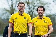 ALMERE - Hockey - Hoofdklasse competitie heren. ALMERE-HGC (0-1) . scheidsrechters  Daniël Veerman Bo Verwer  COPYRIGHT KOEN SUYK