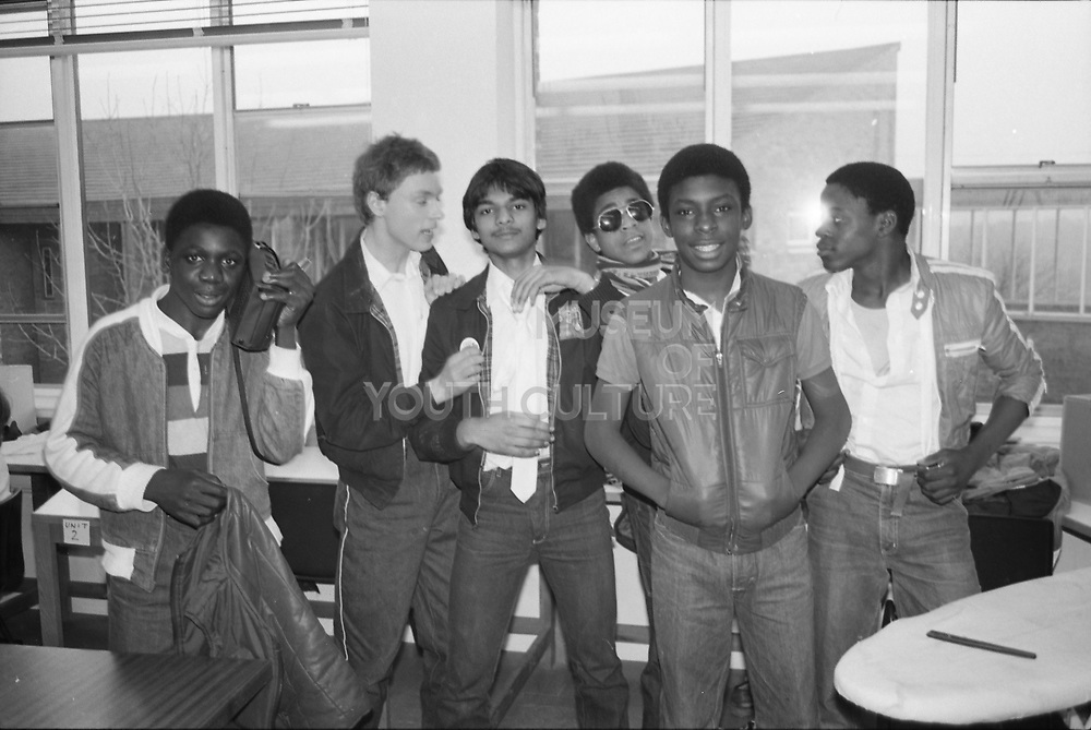 Unknown Group, UK, 1980s.