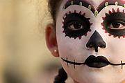 Portrait, Dia de los Muertos