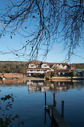 Henley, Oxfordshire. England General View; Leander Club, Henley, Berkshire <br /> Thursday  01/12/2016<br /> © Peter SPURRIER<br /> LEICA CAMERA AG  LEICA Q (Typ 116)  f1.7  1/4000sec  35mm  7.4MB