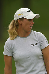 30 Aug 2005<br /> <br /> Tracy Hanson.<br /> <br /> State Farm Classic, LPGA Golf Tournament, Tuesday Practice, The Rail Golf Course, Springfield, IL
