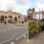 City Central Intersection - Salisbury, UK
