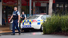 Hamilton-Armed police in response to man with toy gun