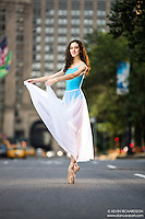 Dance As Art The New York City Photography Project with dancer Erin Aslami