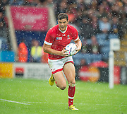 Leicester, Great Britain, Ciaran HEARN, during the Pool D game, Canada vs Romania.  2015 Rugby World Cup,  Venue, Leicester City Stadium, ENGLAND.  Tuesday    06/10/2015.   [Mandatory Credit; Peter Spurrier/Intersport-images]