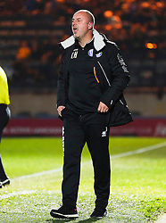 Rochdale Manager Keith Hill shouts - Mandatory byline: Matt McNulty/JMP - 07966 386802 - 20/10/2015 - FOOTBALL - Gigg Lane - Rochdale, England - Rochdale v Coventry - Sky Bet League One